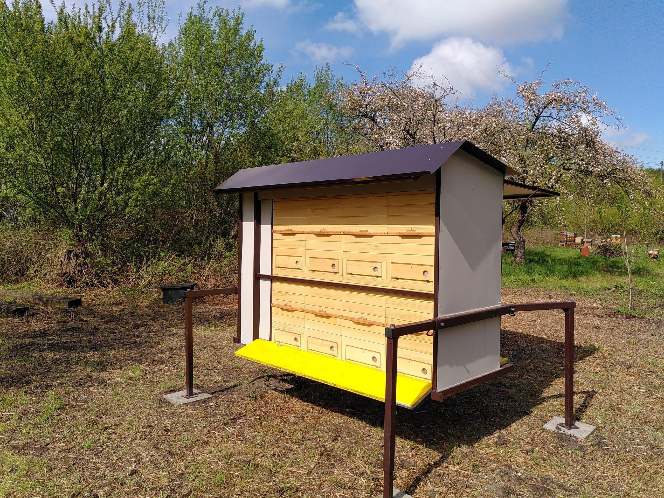 Prevoz čebelnjaka
